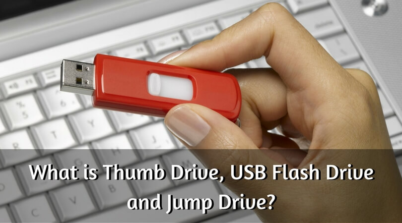 What is Thumb Drive