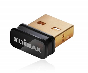 Edimax EW-7811Un 150Mbps 11n Wireless Adapter for Desktop