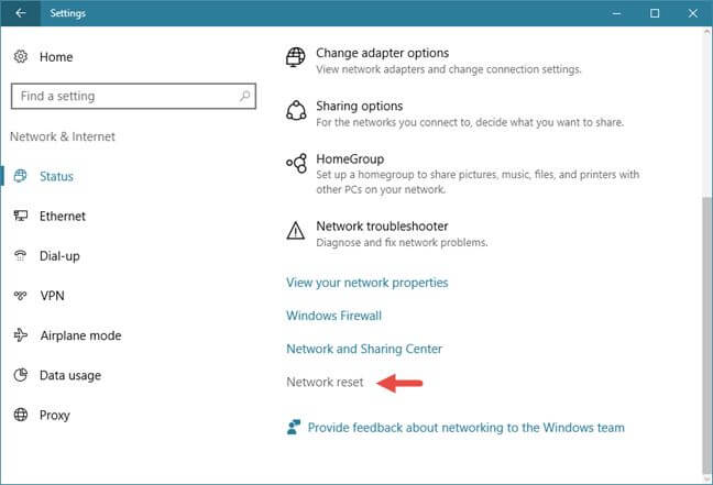 how to reset your wireless network adapter
